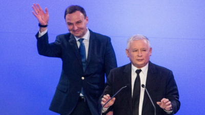 Wybory prezydenckie 2020- Kaczyński i Duda mają plan?