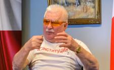 """Wałęsa i """"niska emerytura"""" - koronawirus go wykończy?"""