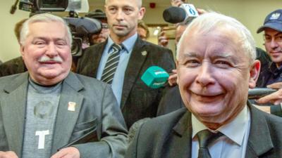 Lech Wałęsa przewiduje śmierć Kaczyńskiego - przesadził?