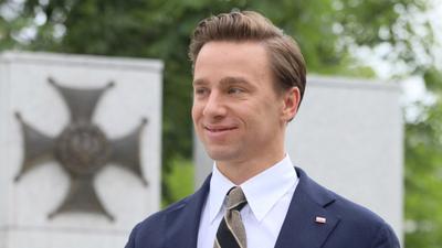 Wielki powrót Krzysztofa Bosaka. Zdradził swój plan po głosowaniu