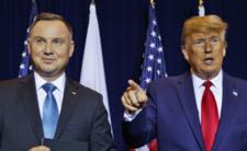 Spotkanie Dudy i Trumpa - jaki jest cel wizyty w Białym Domu?
