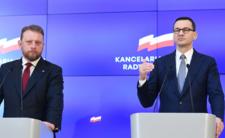 Walka w PiS, politycy na wylocie - wyrzucą Szumowskiego?