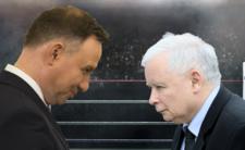 Wojna w PiS. Prezes walczy z prezydentem