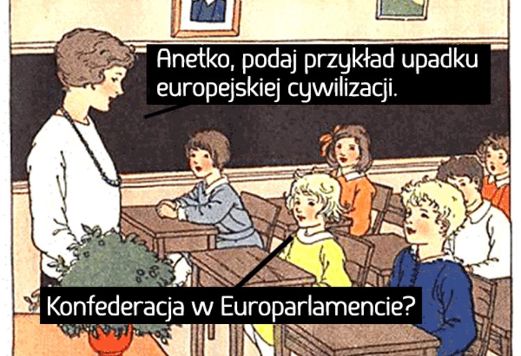 Nacjonalizm to choroba wieku dziecięcego