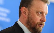 Łukasz Szumowski zapowiada wybory korespondencyjne