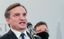 Zbigniew Ziobro straszy protestujących