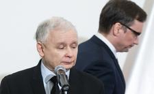 Zbigniew Ziobro na dywaniku u Kaczyńskiego