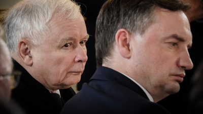 Zbigniew Ziobro wygryzie Jarosława Kaczyńskiego?