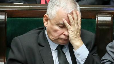 Prezes powoli odchodzi na polityczną emeryturę
