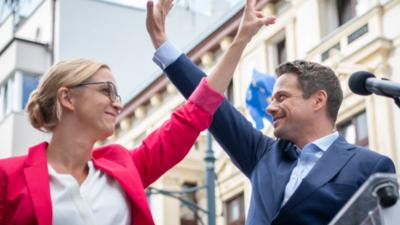 Małgorzata Trzaskowska wchodzi do polityki