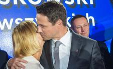 Żona Trzaskowskiego zdradza sekret ich małżeństwa
