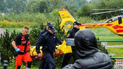 140 ofiar burzy w Tatrach. Wstrząsający bilans