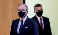 Premier z ministrem zdrowia przedstawią plan na pandemię