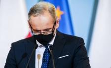 Minister Zdrowia zapowiada potężną falę zakażeń
