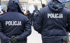 Afera na komendzie. Policjanci zawieszeni za nagrywanie półnagiej kobiety