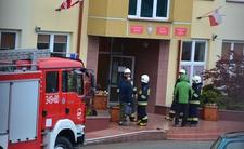 Alarm bombowy w liceum w Rymanowie