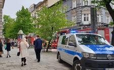 Alarmy bombowe w szkołach