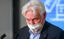 Andrzej Horban wie, kiedy koniec z maseczkami