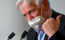 Andrzej Horban chce zamknąć cały kraj