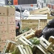 Bitwa o kapustę w Lidlu. Klienci wpadli w szał