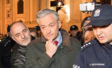 Biedroń chciał nielegalnie wyświetlać film, do akcji wkroczyła policja
