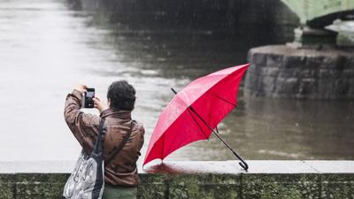 Bulwary w Krakowie doszczętnie zalane. Straszny widok