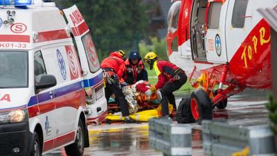 Burza uderzyła w Giewont. Nie żyją 3 osoby, w tym 12-letnie dziecko