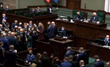 Awantura w Sejmie, Opozycja chce obalić rząd?