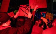 Koronawirus na protestach - epidemia nas zmiażdży?