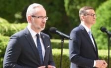 Wskaźnik R i powrót koronawirusa. Minister zdrowia Adam Niedzielski ostrzega przed czwartą falą zakażeń