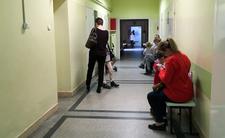 Dramat w Krakowie. Pacjent wyskoczył ze szpitalnego okna
