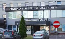 Dyrektor szpitala, w którym leczono m.in. Kornela Morawieckiego, stracił pracę