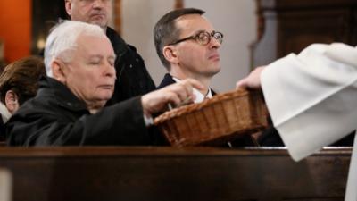 Niedzlelna msza obowiązkowa - grzech ciężki za nieobecność