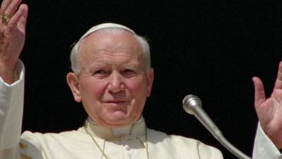 Papież stał się bohaterem gry komputerowej