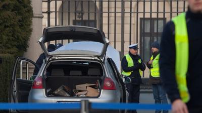Funkcjonariusze SOP wymyślili zamach na Pałac Prezydencki