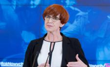 "Minister Rafalska wychwala ""500 plus"""