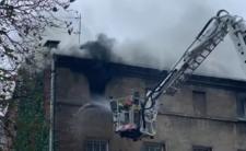 Tragiczny pożar w Inowrocławiu. W płomieniach zginęły małe dzieci