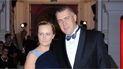 Interwencja policji u Romana i Barbary Giertychów. Jak co roku...