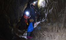 Jaskinia Wielka Śnieżna - akcja ratunkowa - grotołazi mają coraz mniejsze szanse na przeżycie