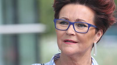 Jolanta Kwaśniewska skomentuje strajk