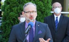 Liczba zakażeń spada, ale minister zdrowia znów grozi Polakom czwartą falą zakażeń