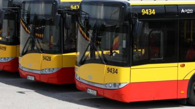Wypadek autobusu w Warszawie - czarna seria trwa