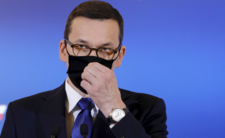 Konferencja premiera Morawieckiego. Kiedy koniec obostrzeń?