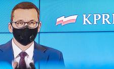 Konferencja premiera Morawieckiego - obostrzenia, przepisy i restrykcje - jest zmiana