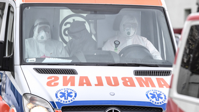 Trwa ewakuacja szpitala. Wykryto koronawirusa u prawie 30 osób