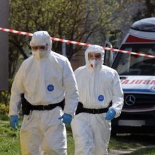 Polska przegrała z wirusem. System padnie za 14 dni