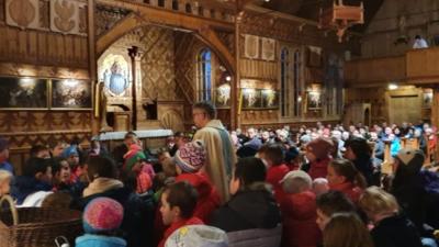 Czy w kościele w Kościelisku ksiądz miał koronawirusa?