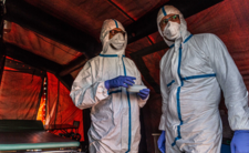 Koronawirus w Polsce - Polak w stanie ciężkim, silne objawy