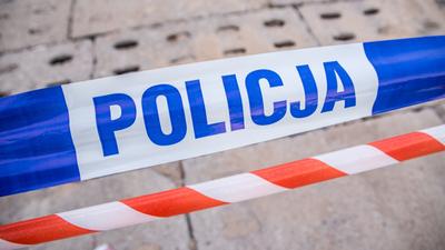 Atak nożownika w Krakowie. 40-latek zmarł w szpitalu