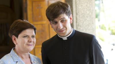 Syn Beaty Szydło i (nie) ksiądz - Tymoteusz żegna się z Kościołem